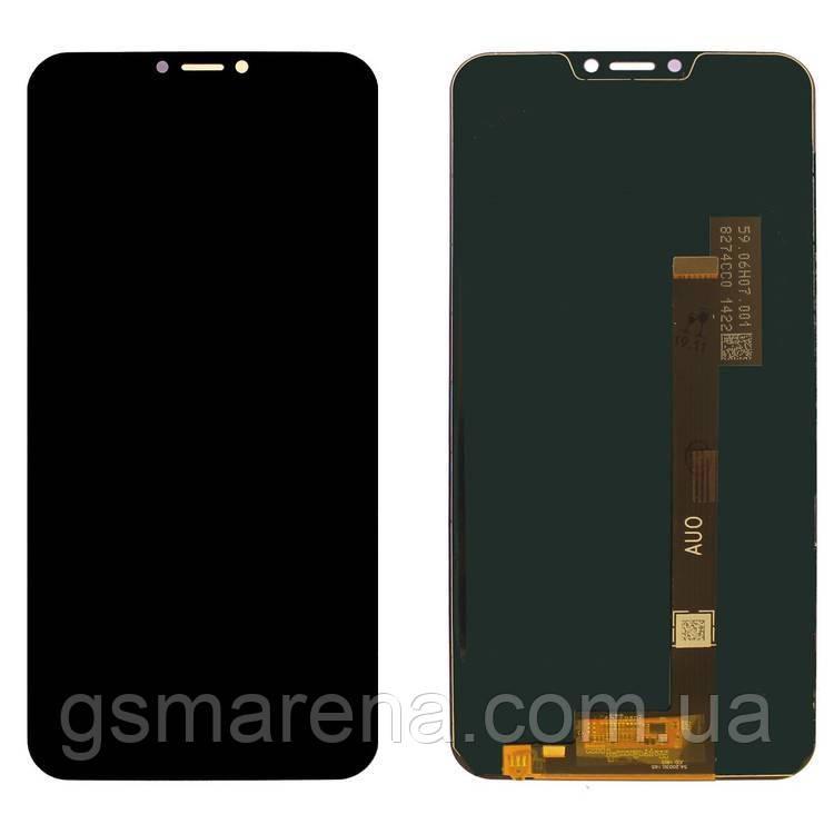 Дисплей модуль Asus ZenFone 5z (ZS620KL) Черный