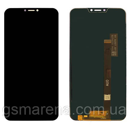 Дисплей модуль Asus ZenFone 5z (ZS620KL) Черный, фото 2