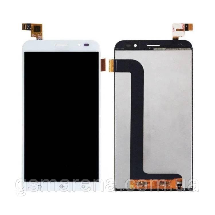 Дисплей модуль Asus ZenFone Go (2017) (ZB552KL) Белый