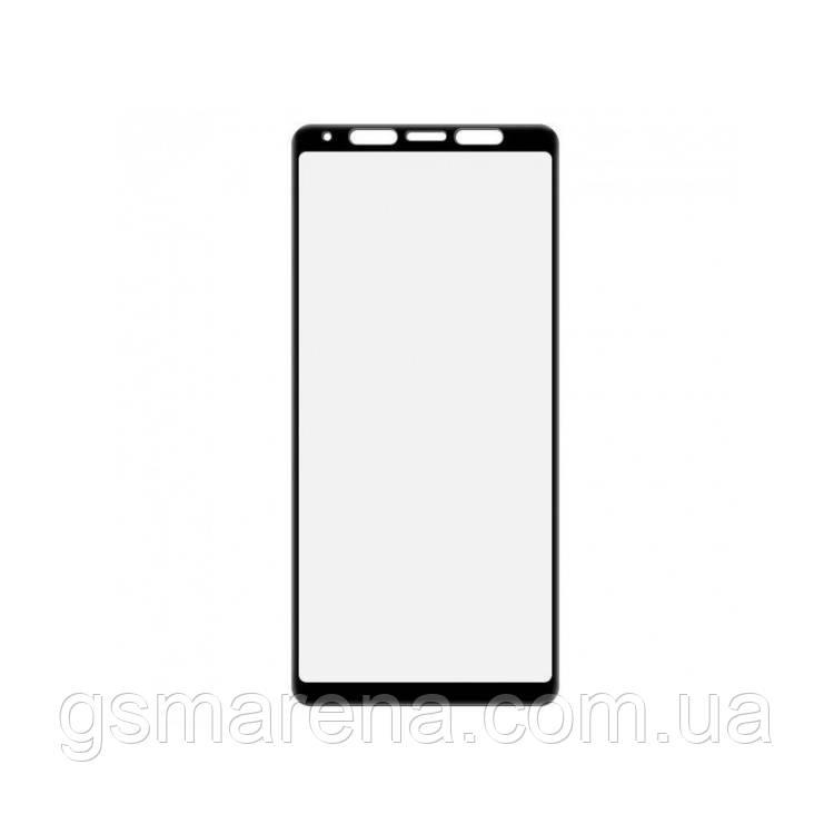 Стекло корпуса Samsung A920 A9 Черный