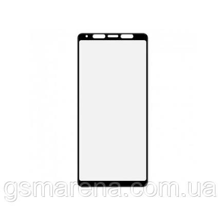 Стекло корпуса Samsung A920 A9 Черный, фото 2
