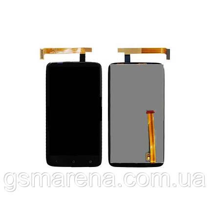 Дисплей модуль HTC One X S720e, фото 2