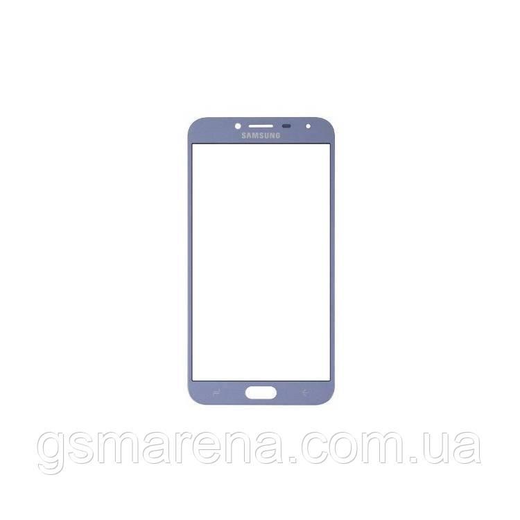 Стекло корпуса Samsung J400F J4 (2018) Синий