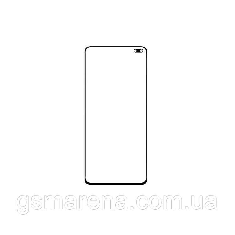 Стекло корпуса Xiaomi Redmi K30 Черный