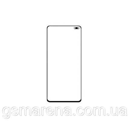 Стекло корпуса Xiaomi Redmi K30 Черный, фото 2