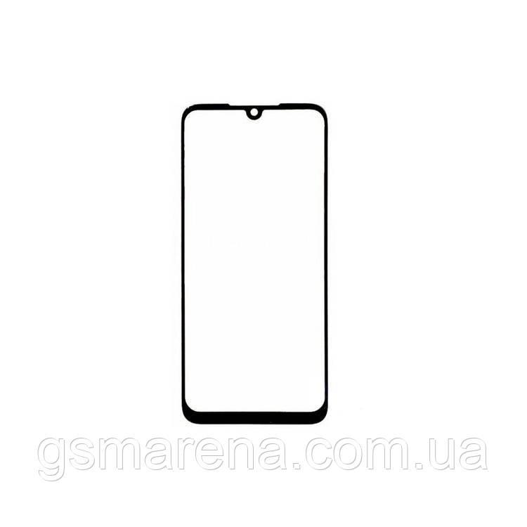 Стекло корпуса Xiaomi Redmi Note 8 Черный