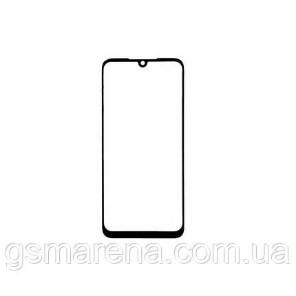 Стекло корпуса Xiaomi Redmi Note 8 Черный, фото 2