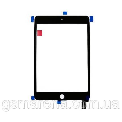 Тачскрин сенсор Apple iPad Mini 5 Черный (A2133, A2125, A2126, A2124), фото 2
