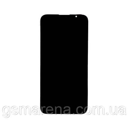 Дисплей модуль Meizu 16th (M882H) Черный, фото 2