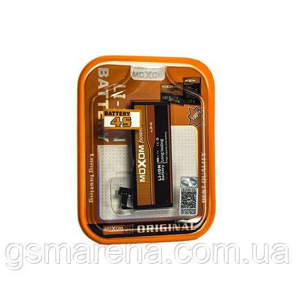 Аккумулятор Apple iPhone 4S battery Moxom, фото 2