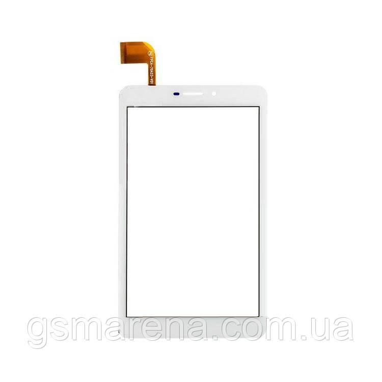 Тачскрин сенсор China Tab Nomi C070020 FPCA-70A23-V01 (184x104mm) Corsa Pro Белый