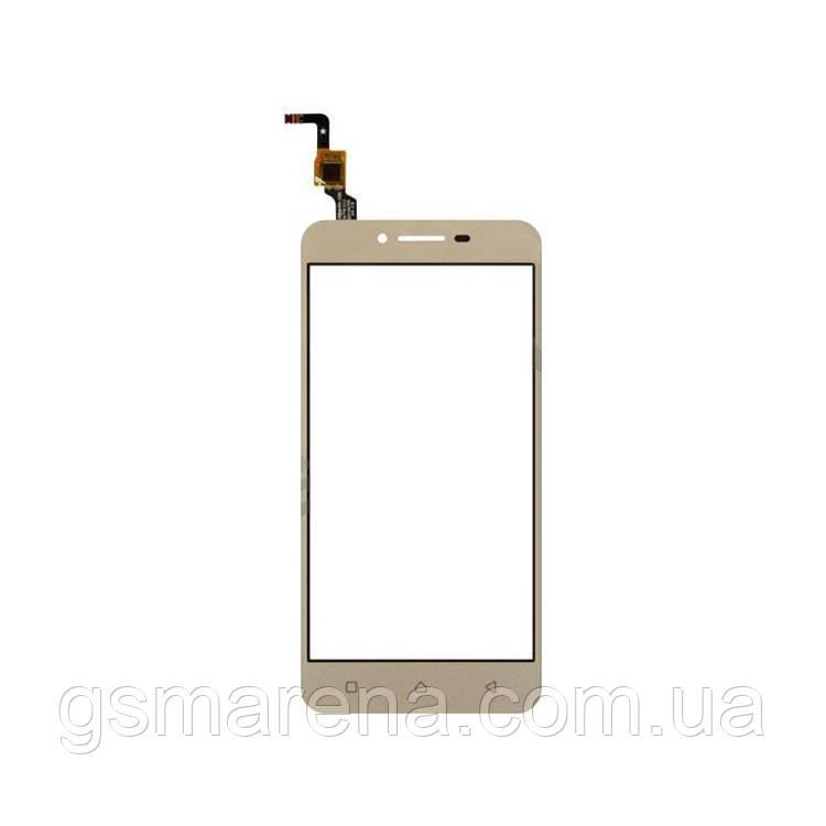 Тачскрин сенсор Lenovo A6020a40 Vibe K5 Золотой
