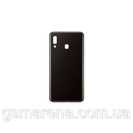Задняя часть корпуса Samsung A205 Galaxy A20 (2019) Черный, фото 2