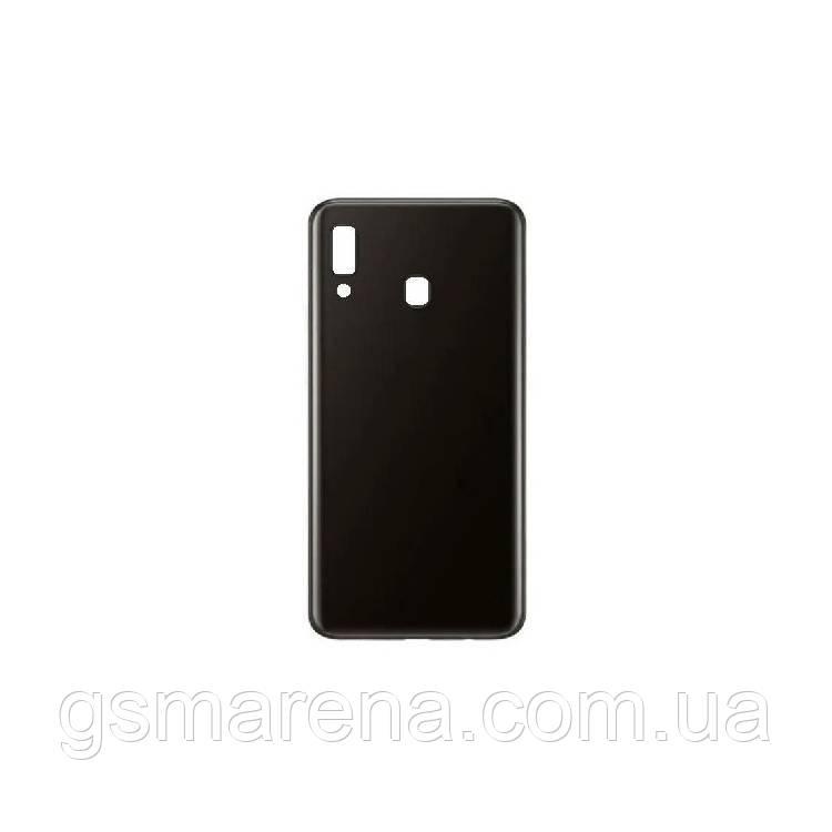 Задняя часть корпуса Samsung A205 Galaxy A20 (2019) Черный