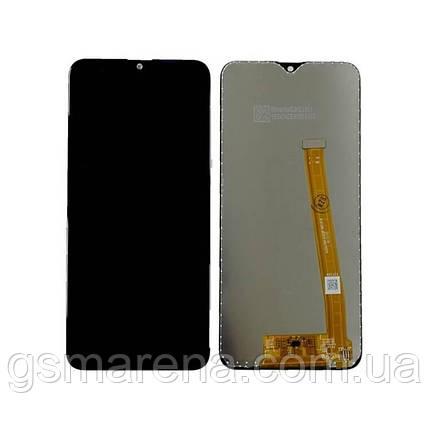 Дисплей модуль Samsung A202F A20e (2019) Черный Оригинал PRC, фото 2