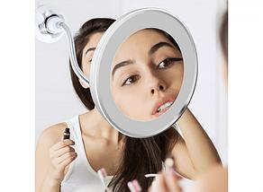 Дзеркало для макіяжу гнучке з підсвічуванням Ultra Flexible Mirror, фото 3