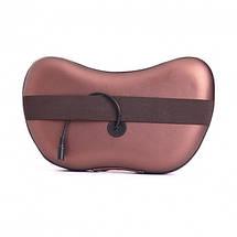 Массажная подушка с инфракрасным подогревом Massage Pillow, фото 3