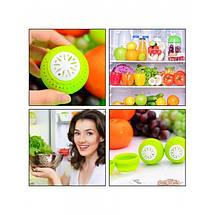 Поглотитель для устранения запаха в холодильник шарики Fridge Balls набор 3 шт, фото 3