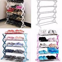 Полку стійка для зберігання взуття Shoe Rack на 15 пар, фото 2