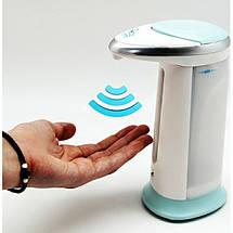 Диспенсер санитайзер сенсорный для жидкого мыла Magic Soap, фото 3