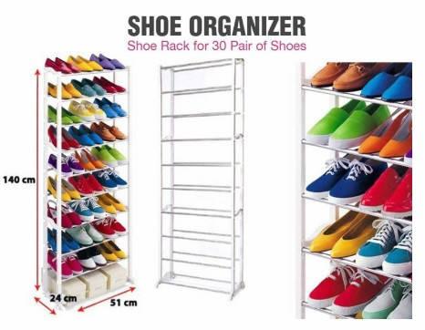 Органайзер для обуви Amazing Shoe Rack, фото 2