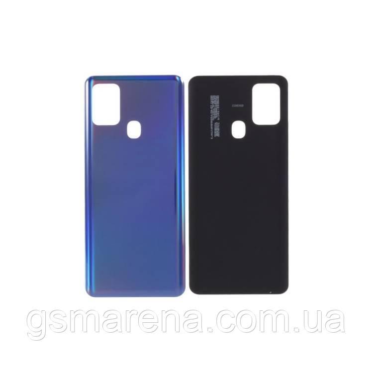 Задняя часть корпуса Samsung Galaxy A21s (2020) SM-A217 Синий