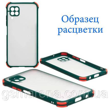Чехол Armor Frame Samsung A41 (2020) A415 Зеленый, фото 2