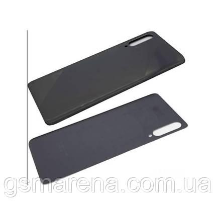 Задняя часть корпуса Samsung Galaxy A50S (2020) SM-A507 Черный, фото 2