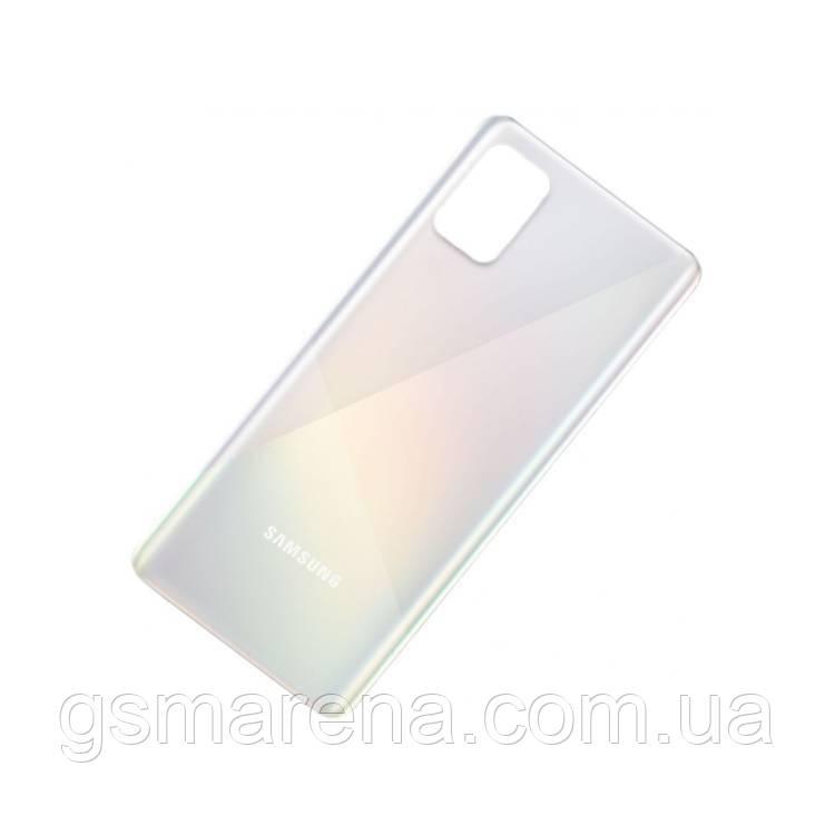 Задняя часть корпуса Samsung Galaxy A51 (2020) SM-A515 Белый
