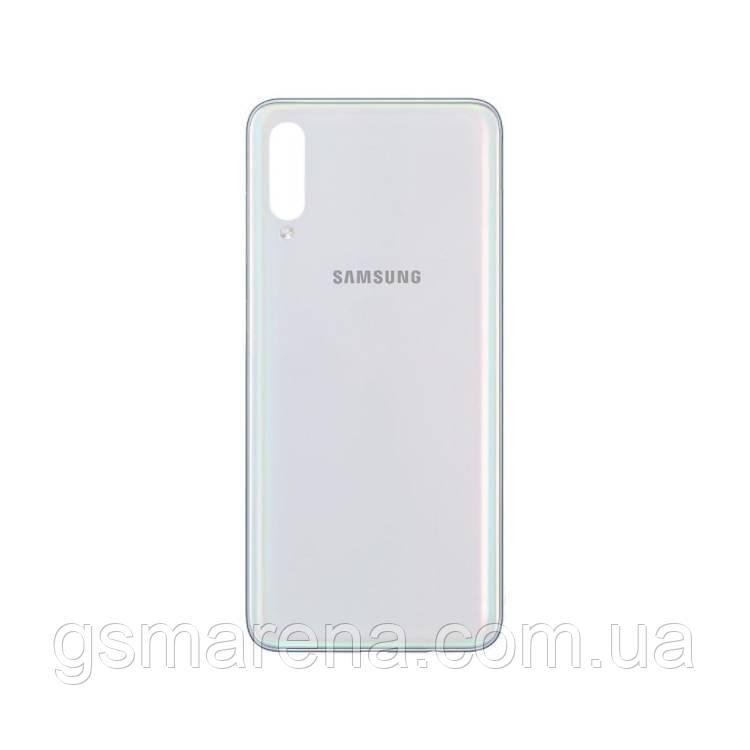 Задняя часть корпуса Samsung Galaxy A70 SM-A705 Оригинал Белый