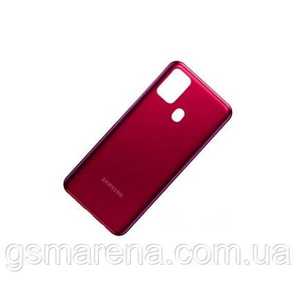 Задняя часть корпуса Samsung Galaxy M31 (2020) SM-M315 Красный, фото 2