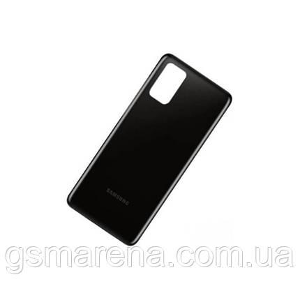 Задняя часть корпуса Samsung Galaxy S20 SM-G980 Черный, фото 2