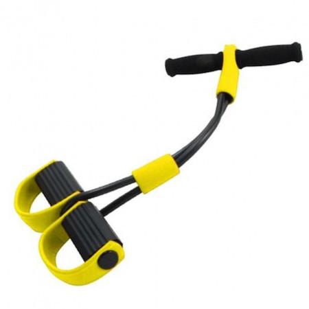 Тренажёр для тела с эспандерами Body Trimmer Фитнес-Тренер