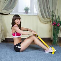 Тренажёр для тела с эспандерами Body Trimmer Фитнес-Тренер, фото 3