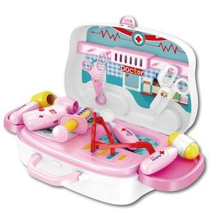 """Детский чемоданчик """"Happy Doctor"""", 13 предметов"""