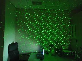 Лазерный проектор Mini Laser Stage Light LED 24 RGB с пультом управления, фото 3