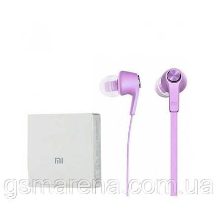 Наушники с микрофоном Xiaomi Piston 5 Фиолетовый, фото 2