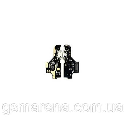 Плата Meizu M6T (M811H) с разъемом зарядки, фото 2