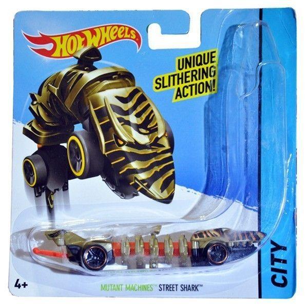 HW CITY™ Mutant Machines (STREET SHARK™ - BBY91-BBY78)