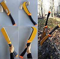 Мачете, тактический нож топор - Billhook Machete Heavy. Оригинальное мачете из Юго-Восточной Азии.