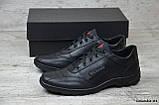 Кожаные мужские кроссовки Columbia, фото 4