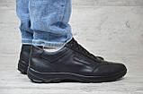 Кожаные мужские кроссовки Columbia, фото 8