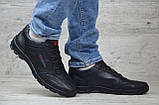 Кожаные мужские кроссовки Columbia, фото 3