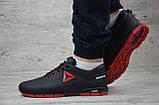 Кроссовки мужские кожаные Reebok на шнуровке, фото 3