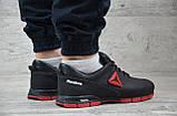 Кроссовки мужские кожаные Reebok на шнуровке, фото 6