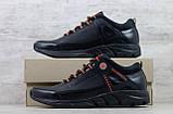 Кроссовки из натуральной кожи Merrell Tracking чёрные, фото 6