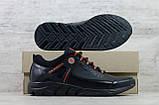 Кроссовки из натуральной кожи Merrell Tracking чёрные, фото 7