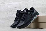 Мужские кожаные кроссовки Merrell чёрные, фото 4