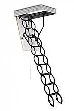 Сходи на горище Oman Flex Termo Metal Box (100x60) H290