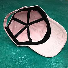 Кепка Бейсболка Мужская Женская City-A Fox с Лисой Розовая, фото 3
